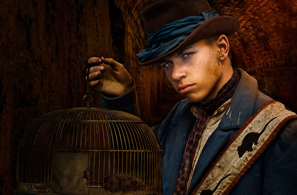 The Rat Catcher by Kean Brown