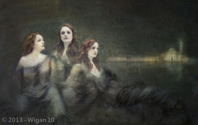 The 3 Graces by Joan