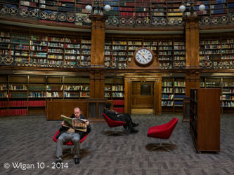 Picton Reading Room Liverpool by Robert Millin