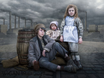 Orphans by Phil Barber